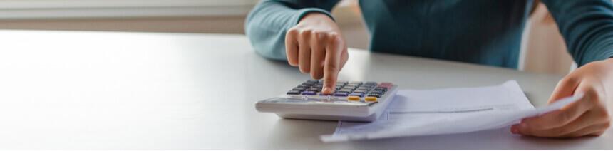 Calculadora de préstamos: ¿qué tan exacta es?